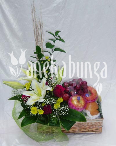 A N E K A B U N G A Toko Bunga Papan Rangkaian Ucapan Florist